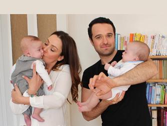 James & Olivia